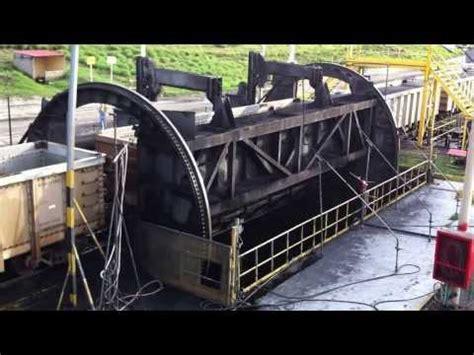 Car Dumper Frozen Coal by Heyl Patterson Inc