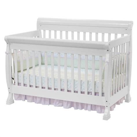 convertible crib sets white davinci kalani 4 in 1 convertible w size bed
