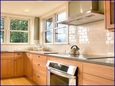 maple kitchen ideas kitchen tile backsplash ideas with maple cabinets