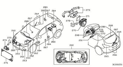 transmission control 2007 nissan 350z spare parts catalogs nissan murano oem parts diagram nissan auto wiring diagram