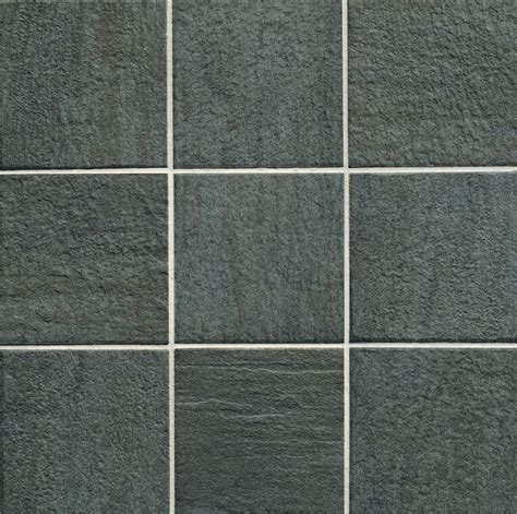 Supergres You Series   Pepper   Black Tile  Dark Floor Tiles   San Francisco   by Tileshop