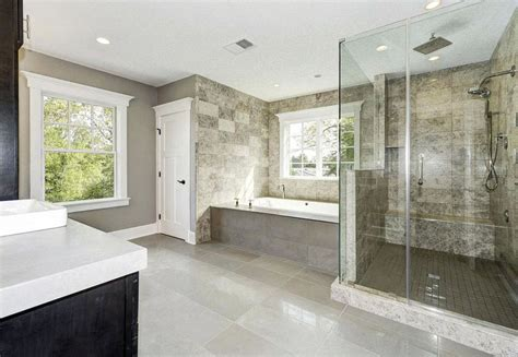 Bathroom Tub Ideas travertine shower ideas bathroom designs designing idea