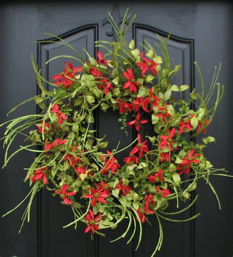 door wreaths chandeliers pendant lights