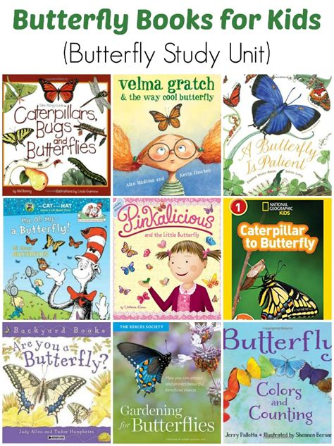 butterfly picture books butterfly books for children butterfly study unit