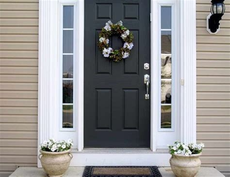front door colors for beige house 187 best front door colors for a beige home