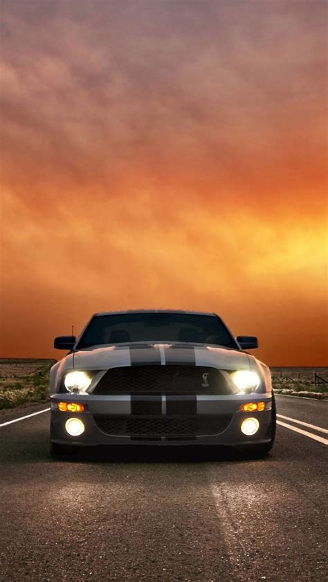 Classic Car Wallpaper Iphone 6 by Mustang Iphone Wallpaper 76 Images