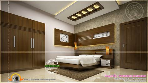 interior design master bedroom awesome master bedroom interior kerala home design and