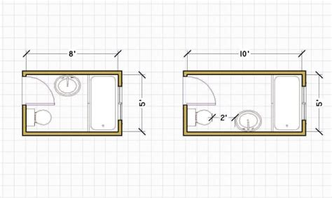 small bathroom plans picture of small bathroom floor plans 5 x 8 stylegardenbd