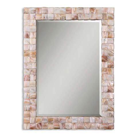 mosaic tile bathroom mirror 30 ideas of mosaic tile framed bathroom mirrors