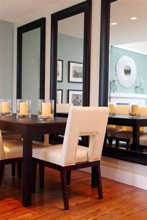 mirror for room 25 best ideas about dining room mirrors on