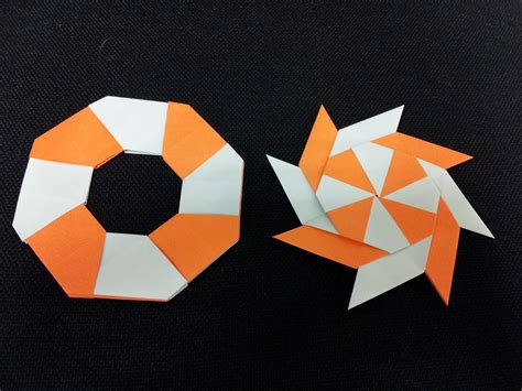 easy and cool origami paper moon easy origami for the easily bored