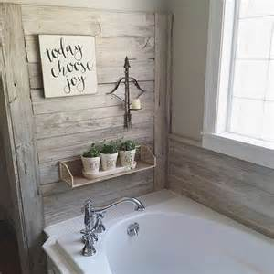 this house bathroom ideas shiplap wall in this farmhouse bathroom farmhouse style