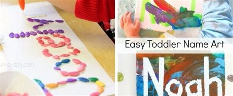 name crafts for craft ideas 15 ways can get creative with their