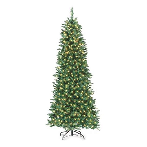pre lit slim trees clearance 7 pre lit artificial tree slim with clear