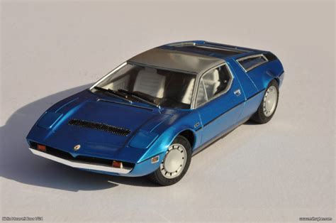 Lamps On Wall by Airfix Maserati Bora 1 24 Scale Model Kit Hotographs