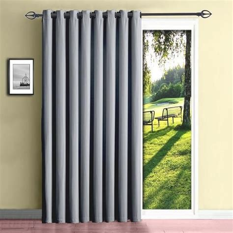 curtains for patio sliding doors best 25 patio door coverings ideas on sliding