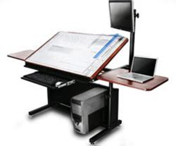 drafting table with computer drafting table computer desk combo search rooms