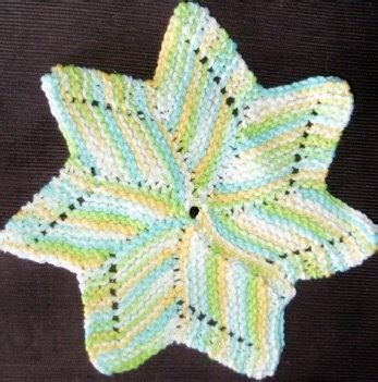 knitted starfish pattern sew funky baby