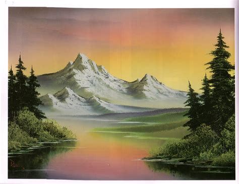 bob ross paints new pics for gt bob ross paintings
