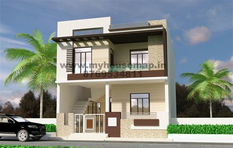 Home Architecture Design Online India tags indian house map design sample front elevation