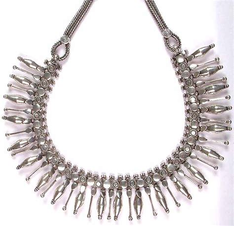spike for jewelry rajasthani spike necklace