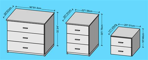 bedside table dimensions bedside tables types and measurements