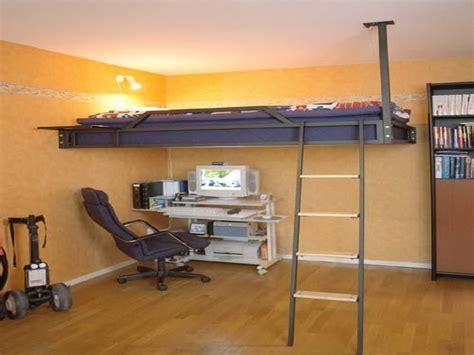 bedroom how to build a loft bed loft bed bedroom