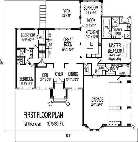 2 bedroom 2 bath floor plans 3 bedroom 2 bath house plans with basement fresh house plans with 2 bedrooms on 1st floor new