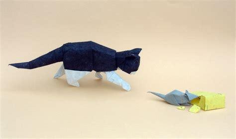 origami mouse diagram diagrams david brill