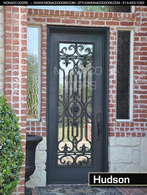 iron front doors iron gates monaco doors