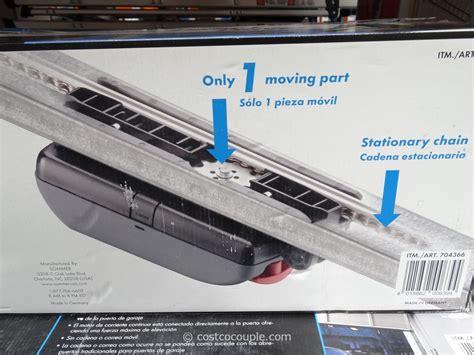 costco chamberlain garage door opener garage costco garage door opener home garage ideas