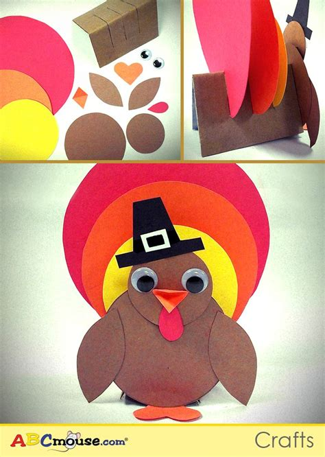 thanksgiving crafts construction paper here s a thanksgiving turkey craft you can make with your