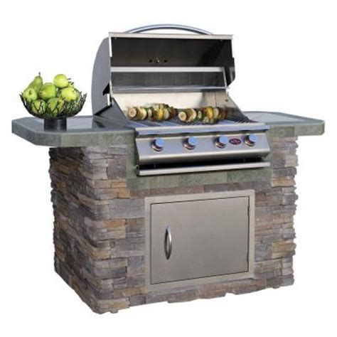kitchen island grill cal 6 ft and tile grill island with 4