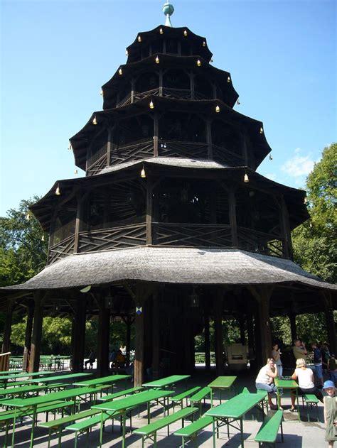 Englischer Garten München Attraktionen by Englischer Garten Tourismus M 252 Nchen Viamichelin