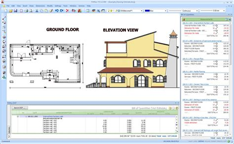 construction design software free 7 free construction estimating software products
