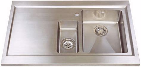 sit on kitchen sink bistro 1 5 bowl sit on work centre with left drainer