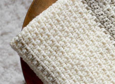 crochet patterns mod heirloom crochet blanket pattern in a stitch