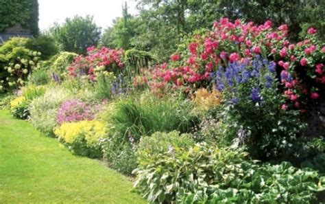 garden flower borders flower borders will transform your garden gardens