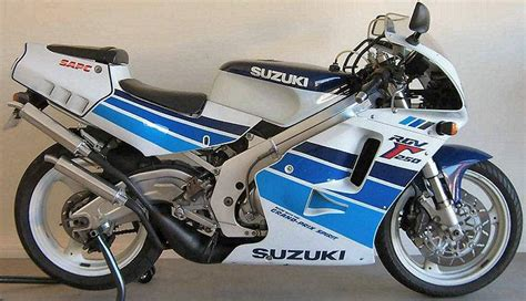 Suzuki Rgv 250 by Suzuki Rgv 250 Gamma Specs 1987 1988 1989 1990 1991