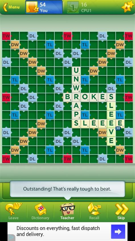 scrabble free android scrabble for android free scrabble