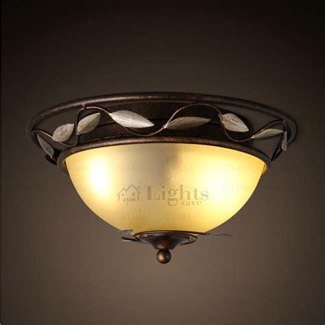 antique flush mount ceiling light antique wrought iron leaf fixture flush mount ceiling light