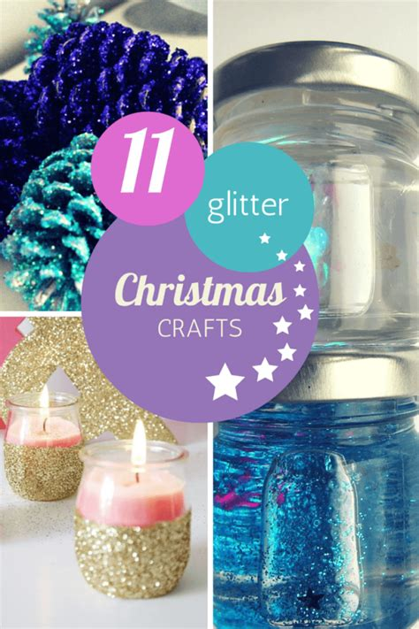 glitter craft projects top up of the best ups momdot