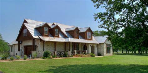 Farm House Porches texas hill country home design homesfeed