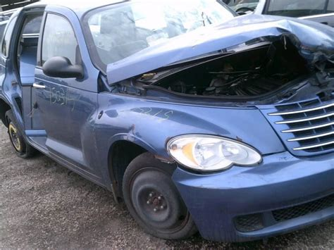 Chrysler Pt Cruiser Accessories by Used 2007 Chrysler Pt Cruiser Engine Accessories Exhaust