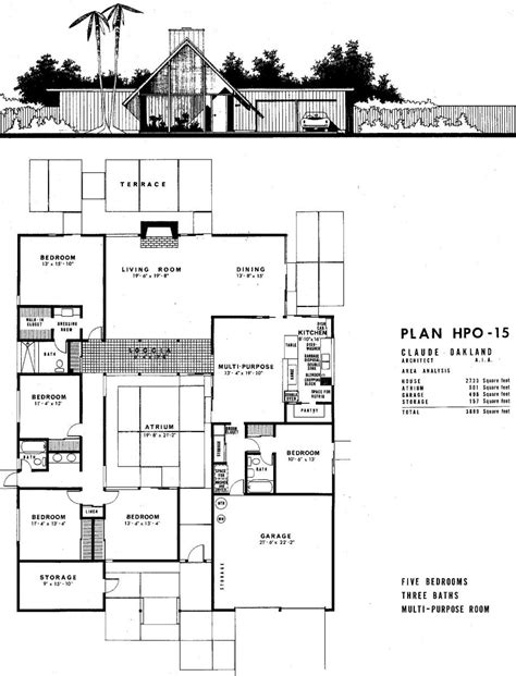 plan your house house history 101 how to research your pad and find your plans eichler network