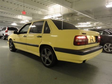 Volvo T5 For Sale by 1995 Volvo T5 R German Cars For Sale