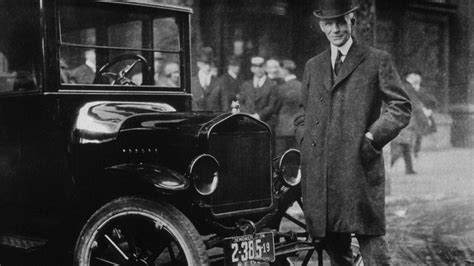 Henry Ford by Henry Ford Wallpaper