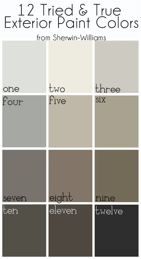 paint colors in the gray family 17 best ideas about exterior house colors on