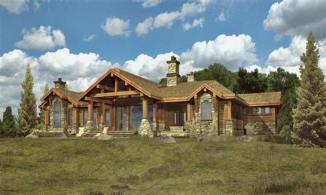 house plans for ranch style homes log home mansions log cabin ranch style home plans ranch