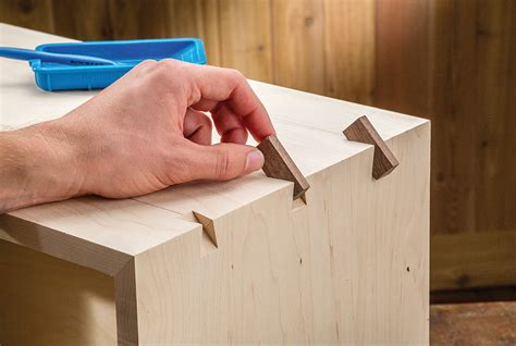 spline woodworking how to miter this small box